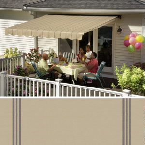 Do You Have A Sun Drenched Patio Or Deck That Becomes Uncomfortably Hot?  Carter Fence Has The Solution You Need U2014 A SunSetter Retractable Awnings!