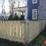 Short Privacy Fence