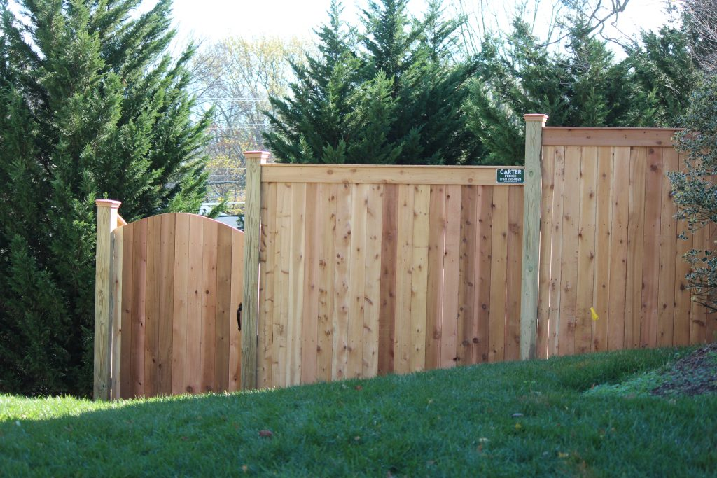 gallery wooden privacy fence carter fence